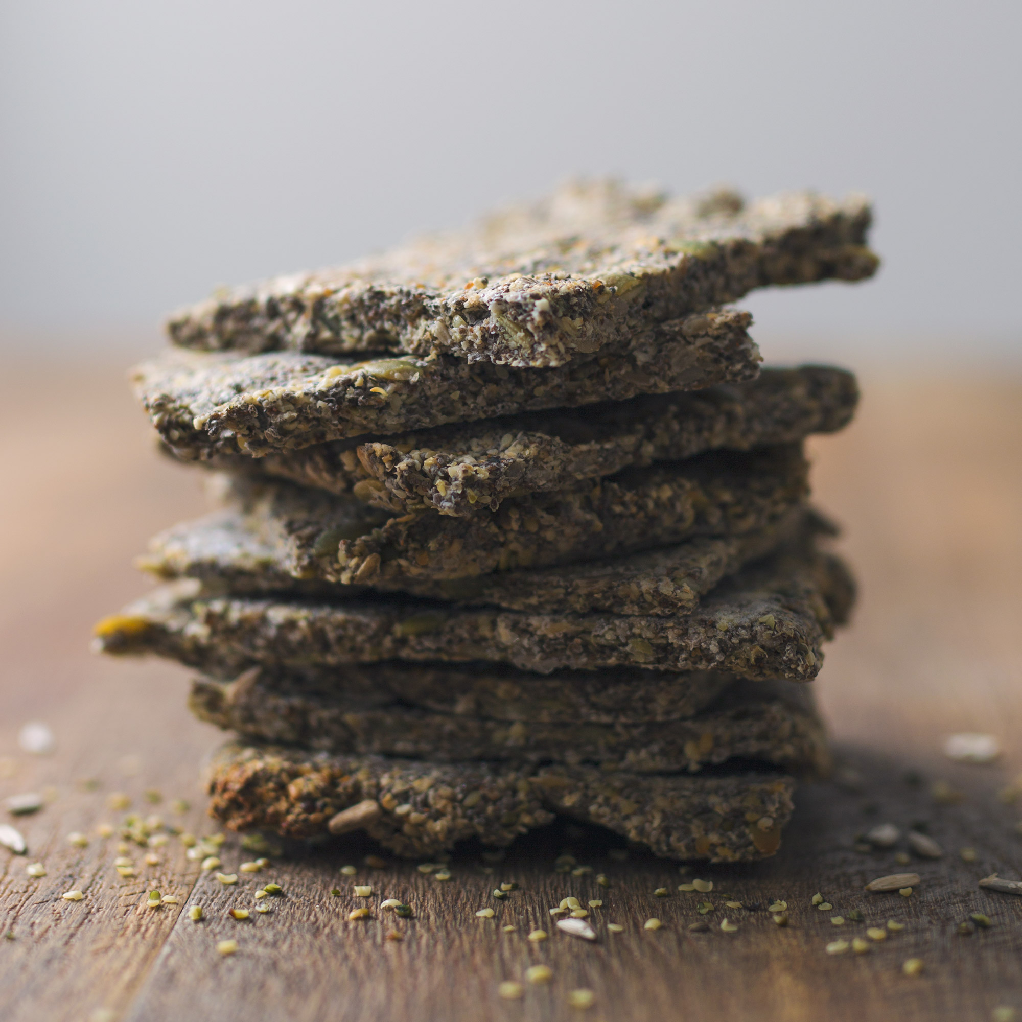 Super Seed Chia Bread