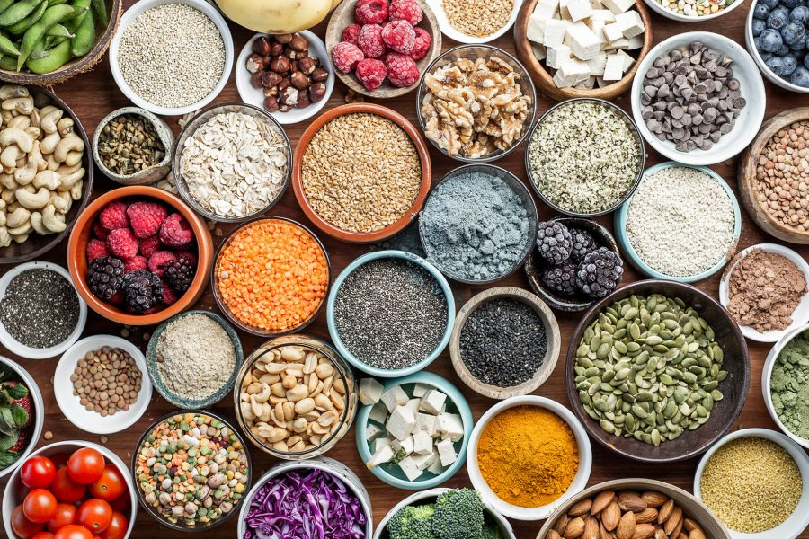 The best plant based foods to beat anxiety and build healthy neurotransmitters