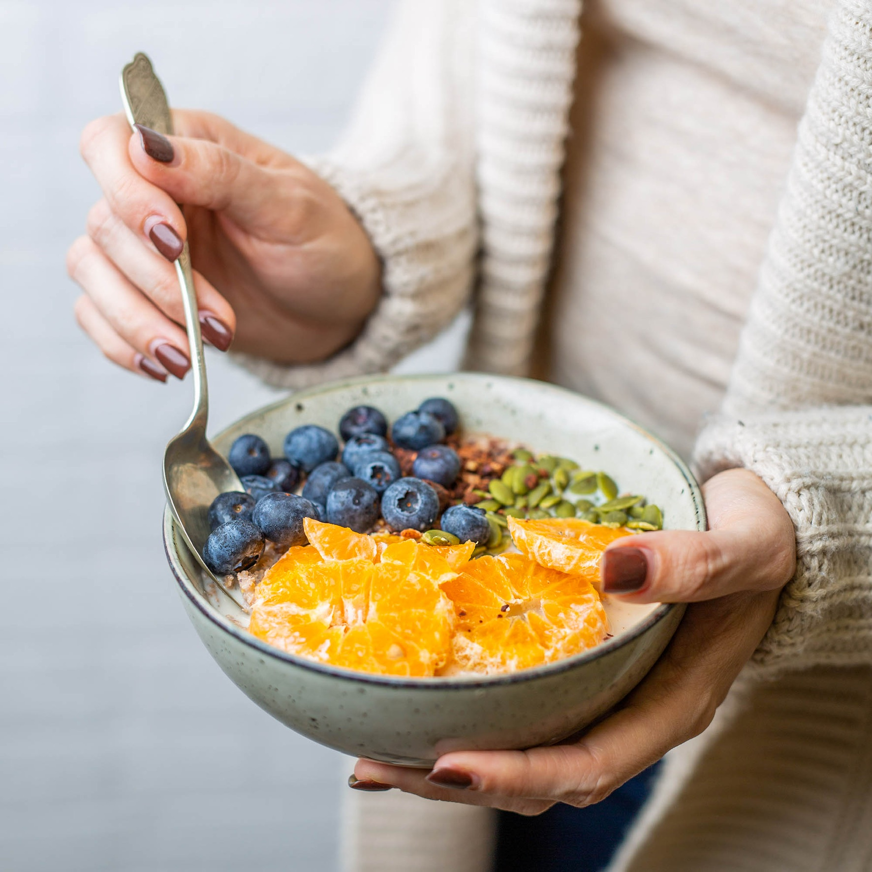 How I learned to eat enough for my hormones on a plant based diet