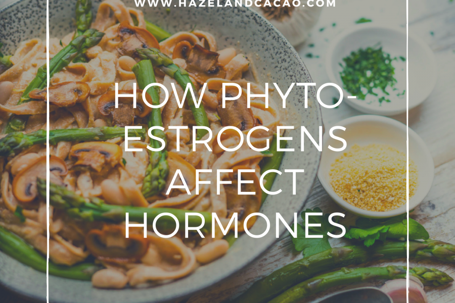 How Phytoestrogens Affect Women's Hormones